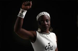 La activista Patricia Okoumou fue capaz de encaramarse a la Estatua de la Libertad para denunciar el trato de EEUU a los menores inmigrantes.
