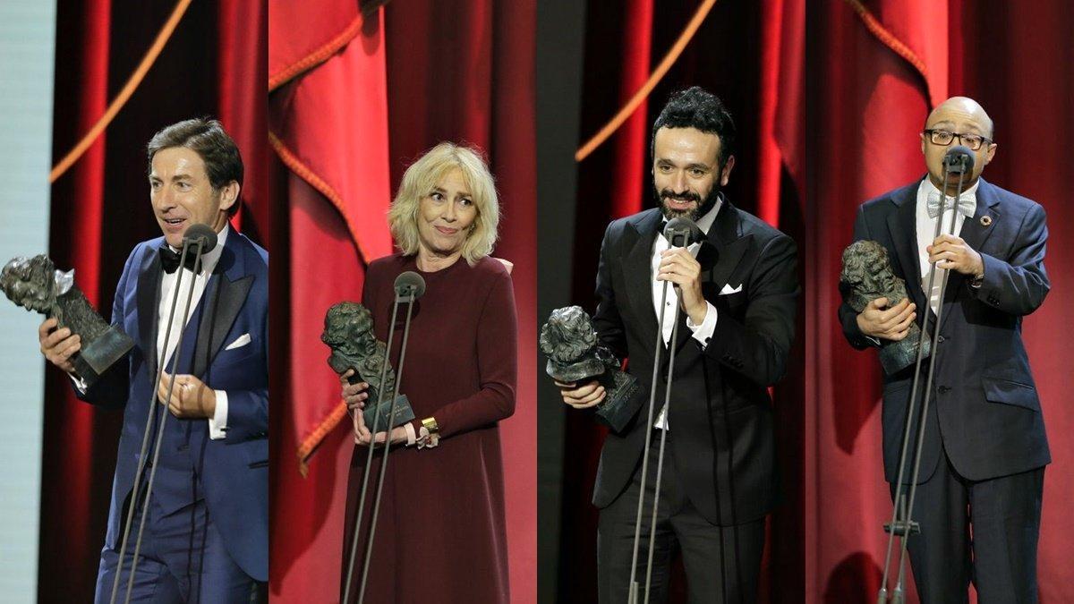 Lista completa de los ganadores de los Premios Goya 2019