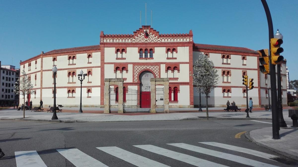 Plaza de toros de Gijón