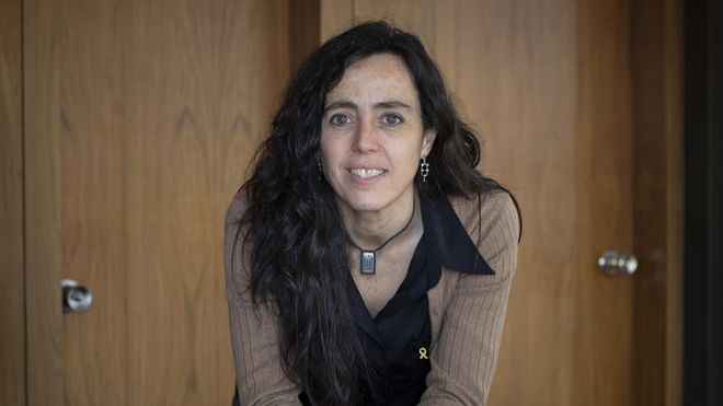 Mònica Roca, presidenta de la Cambra de Comerç de Barcelona.