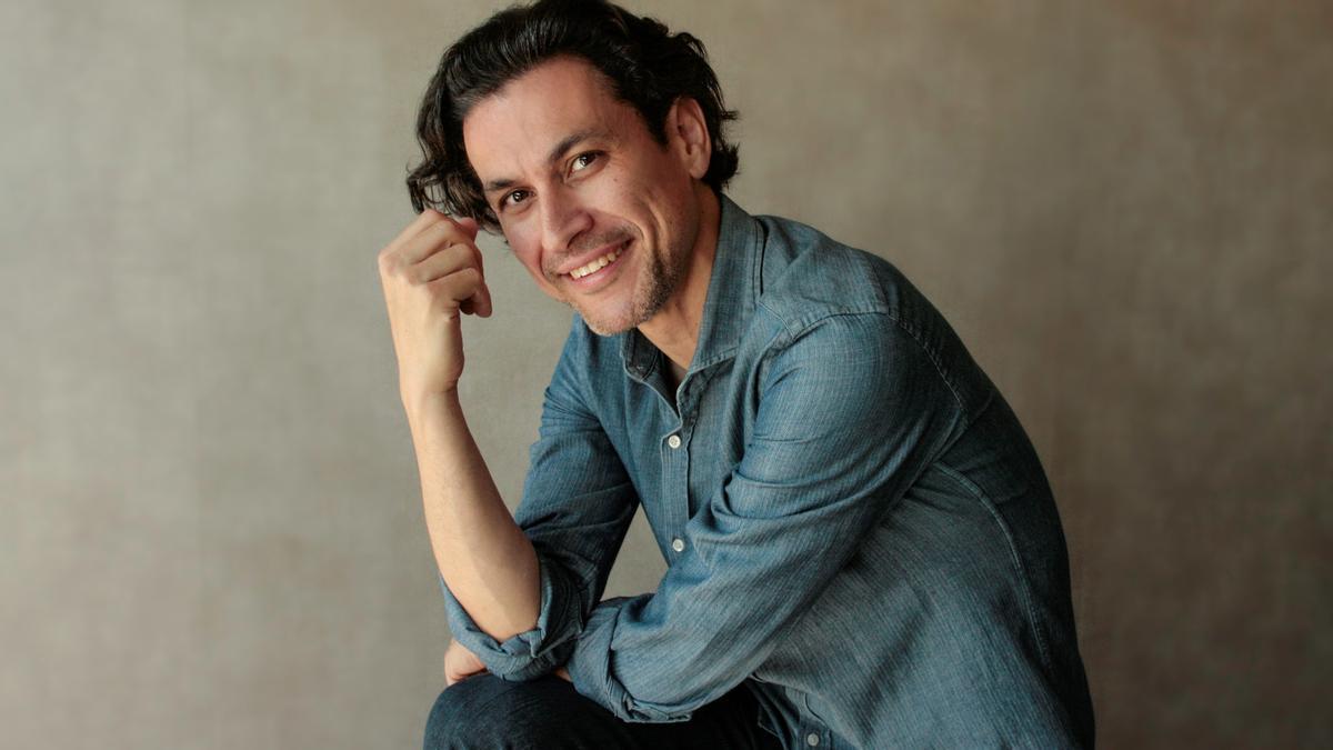 El cineasta y escritor Rodrigo Cortés