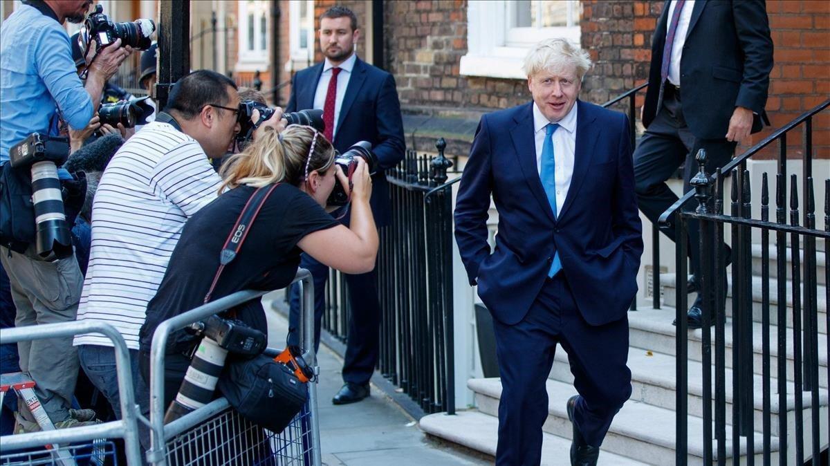 El 'brexit', a les pitjors mans