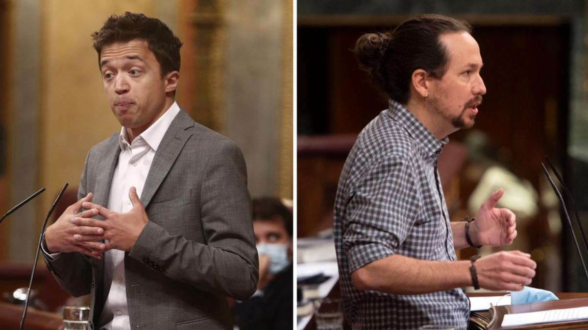 """La """"corte"""" de Pablo Iglesias, según Errejón: su objetivo era """"enterrarle"""" políticamente"""