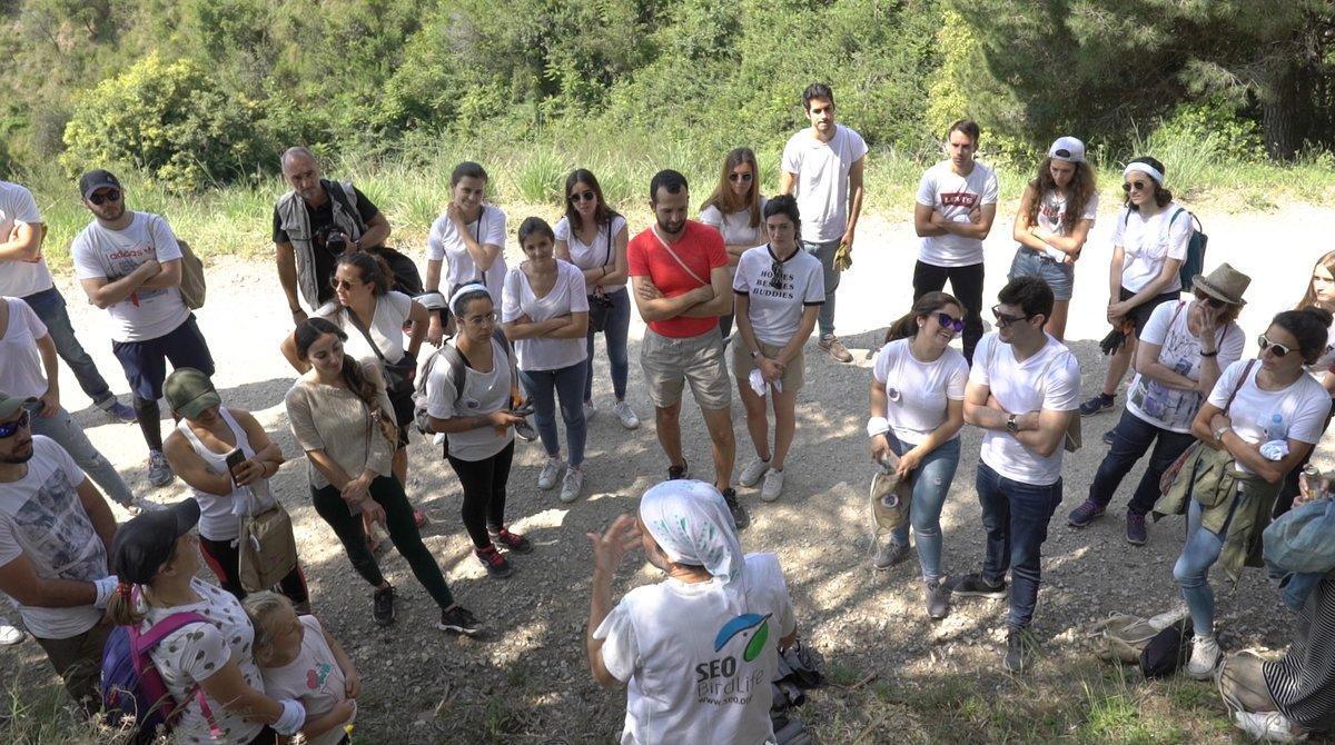 Més de 13.000 persones s'uneixen per lluitar contra la 'basuraleza'