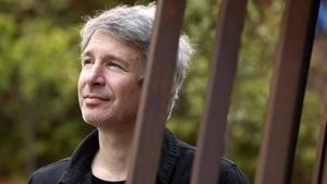 El escritor y ganador del Goncourt Éric Vuillard.