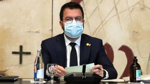 Aragonès: «Els indults són un pas, però no una solució»