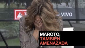'La Sexta Noticias' emet la reacció de Yolanda Díaz al descobrir les amenaces a Reyes Maroto