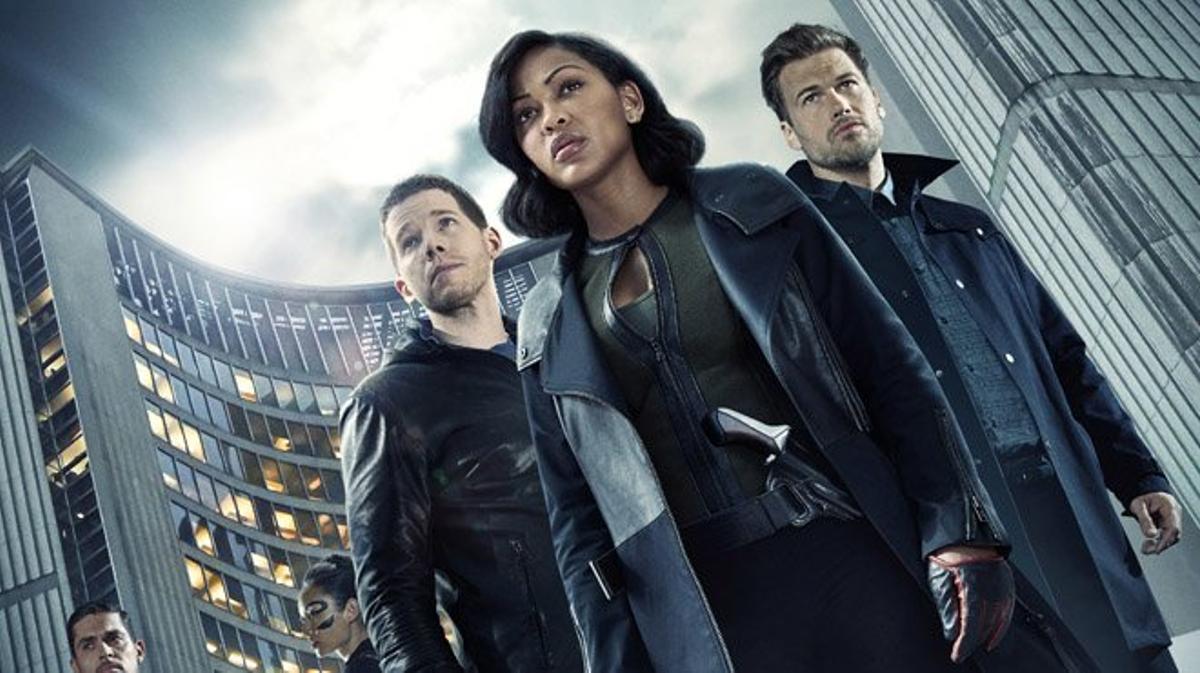 Fox estrena la adaptación televisiva de la popular película 'Minority report'.