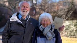 Peter y Rosemary Grant,profesores de Ecología en la Universidad de Princeton,galardonados con el premio Fronteras del Conocimiento de la Fundacion BBVA.