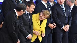 Nou xoc pels refugiats en la cimera de la UE