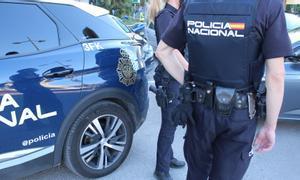 Imagen de recurso de agentes de la Policía Nacional