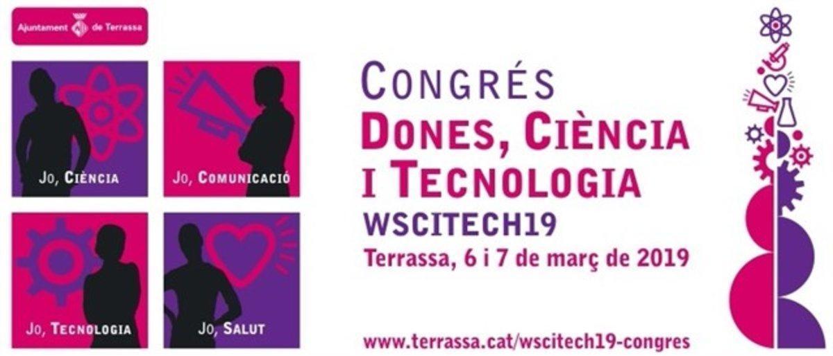 Terrassa presenta un congreso para fomentar el talento femenino en el ámbito científico