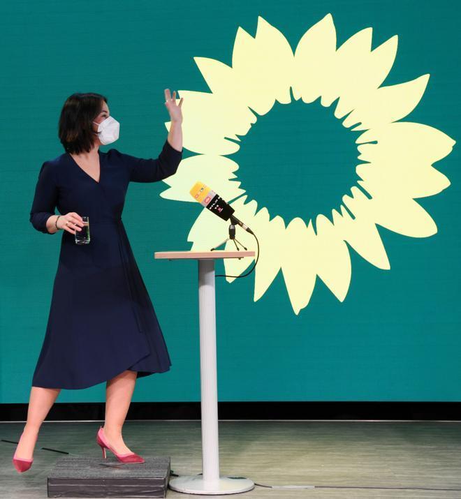 Els Verds superen els conservadors de Merkel a Alemanya, segons els sondejos