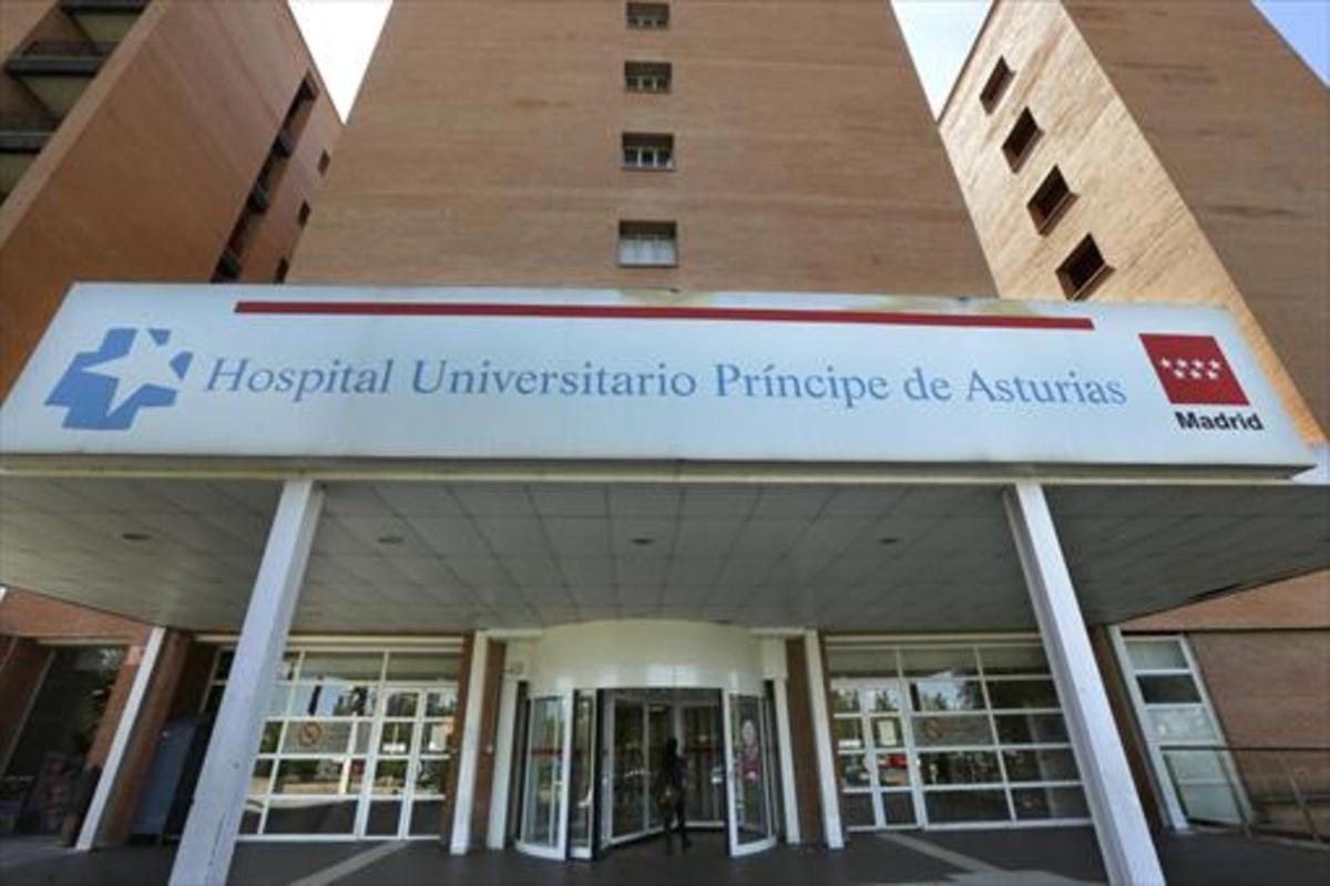 El Hospital Príncipe de Asturias, de Alcalá de Henares.