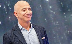 Jeff Bezos, fundador de Amazon, en septiembre del 2019.
