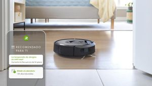 Nueva aplicación para los iRobot. Roomba en acción.