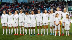 Selección de Inglaterra femenina. Foto: Asociación Inglesa de Fútbol (http://www.thefa.com)