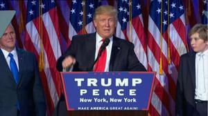 Una imagen del reportaje de '30 minuts' 'Benvinguts a territori Trump'.