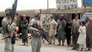 Elementos del Ejército de los EEUU en Afganistán.