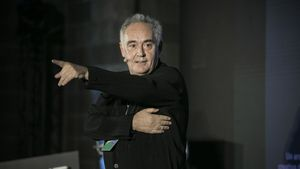 Ferran Adrià en el Barcelona Tech Spirit.
