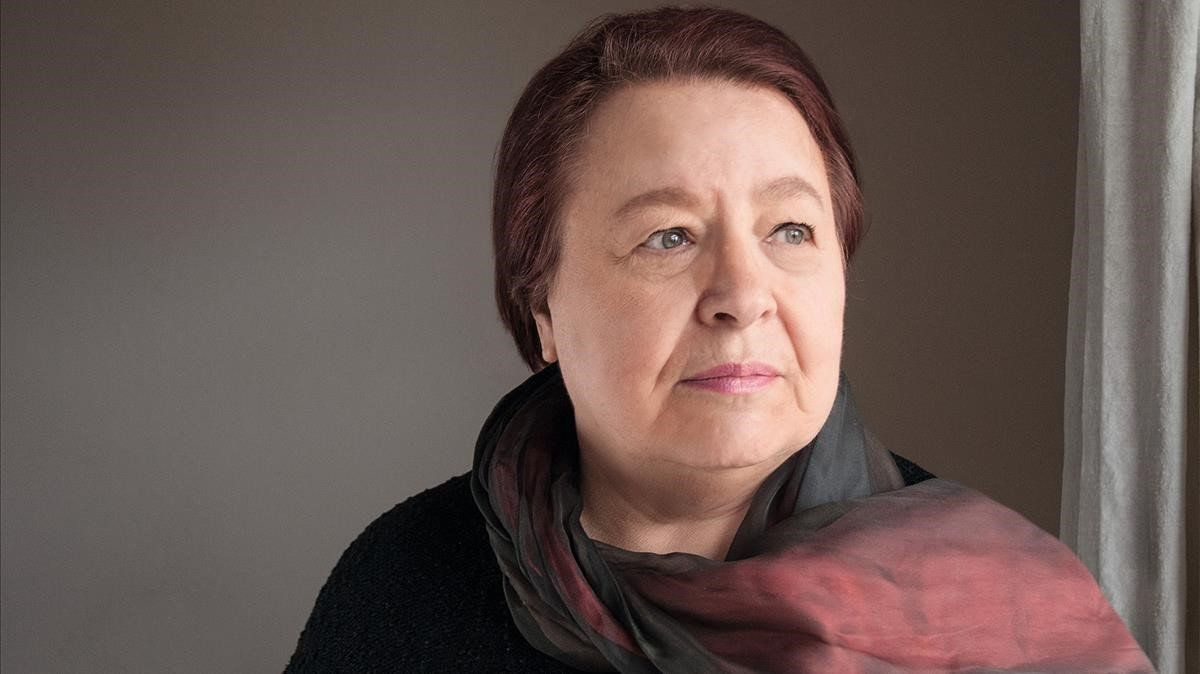 Natascha Wodin, autora de 'Mi madre era de Mariúpol'.