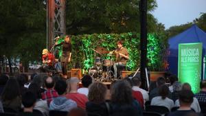 Imagen de una edición anterior de Música als Parcs.