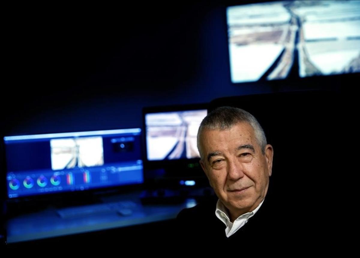 Goyo Quintana. Director general de ficción de Boomerang TV. Creador de 'Mar de plástico', 'Los nuestros' y 'El incidente'.