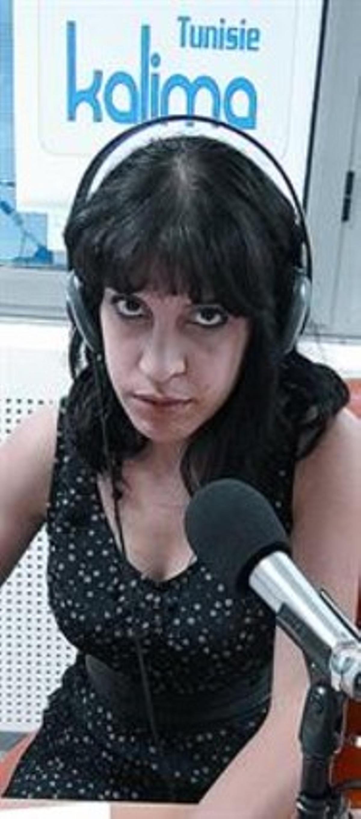 Lina Ben Mhenim.