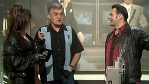 'laSexta noche' recuerda el día que Bertín Osborne y Wyoming cantaron juntos en un escenario