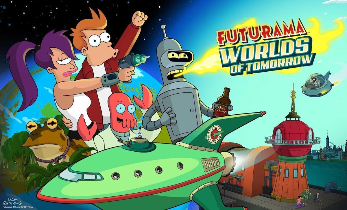 'Futurama', la mítica sèrie del creador de 'Los Simpson', aterra a Disney+