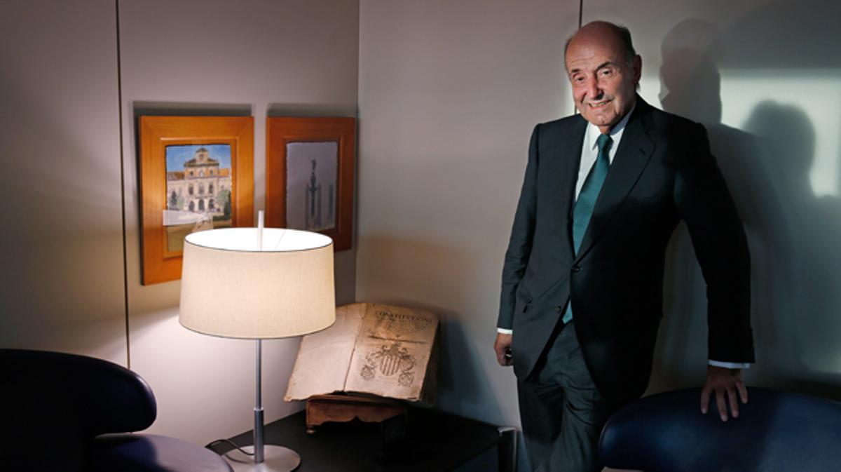 Entrevista con Miquel Roca, padre de la constitución Española.