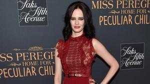 Eva Green, en Nueva York, durante la presentación de la nueva película de Tim Burton, que se estrena el viernes en España.