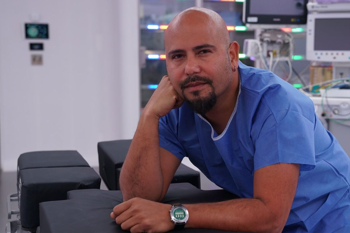 Rodrigo Menchaca, 'CEO' de Advances in Surgery (AIS Channel).