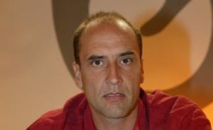 Leonardo Fasoli, guionista de la serie de televisión 'Gomorra'.
