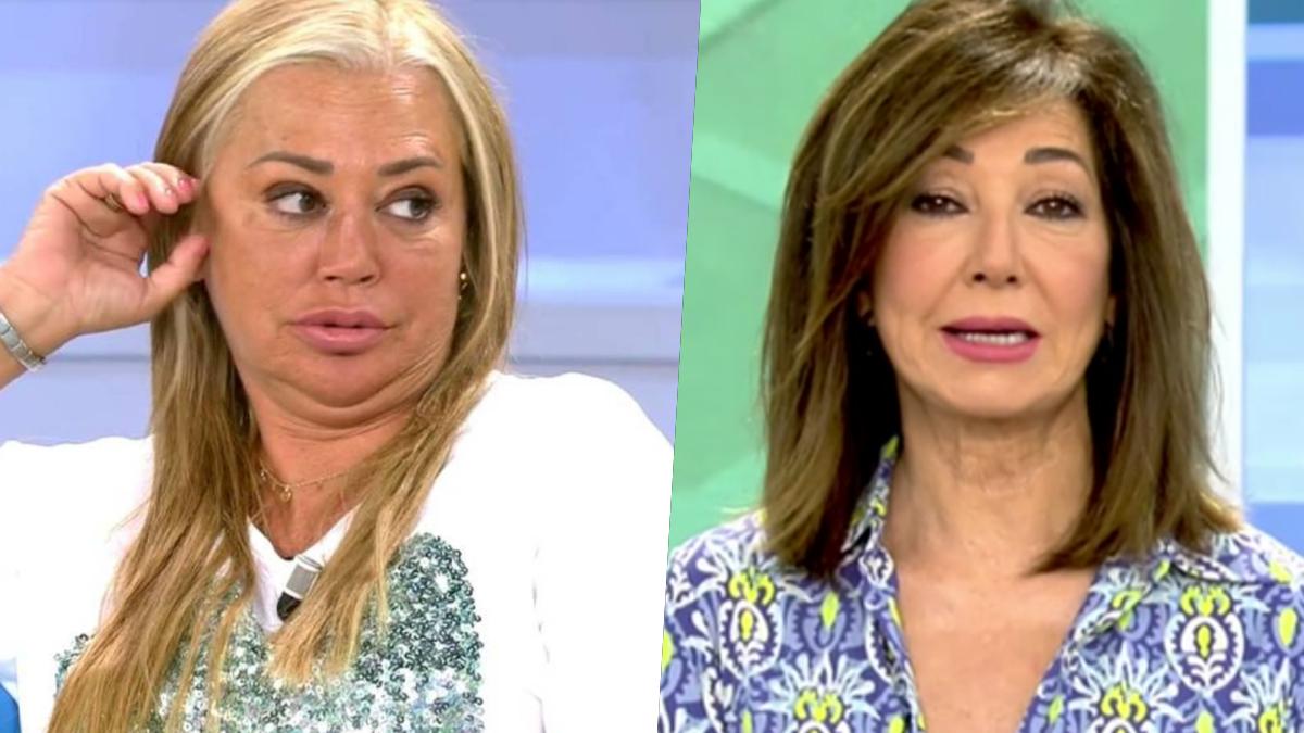 Belén Esteban y Ana Rosa Quintana.