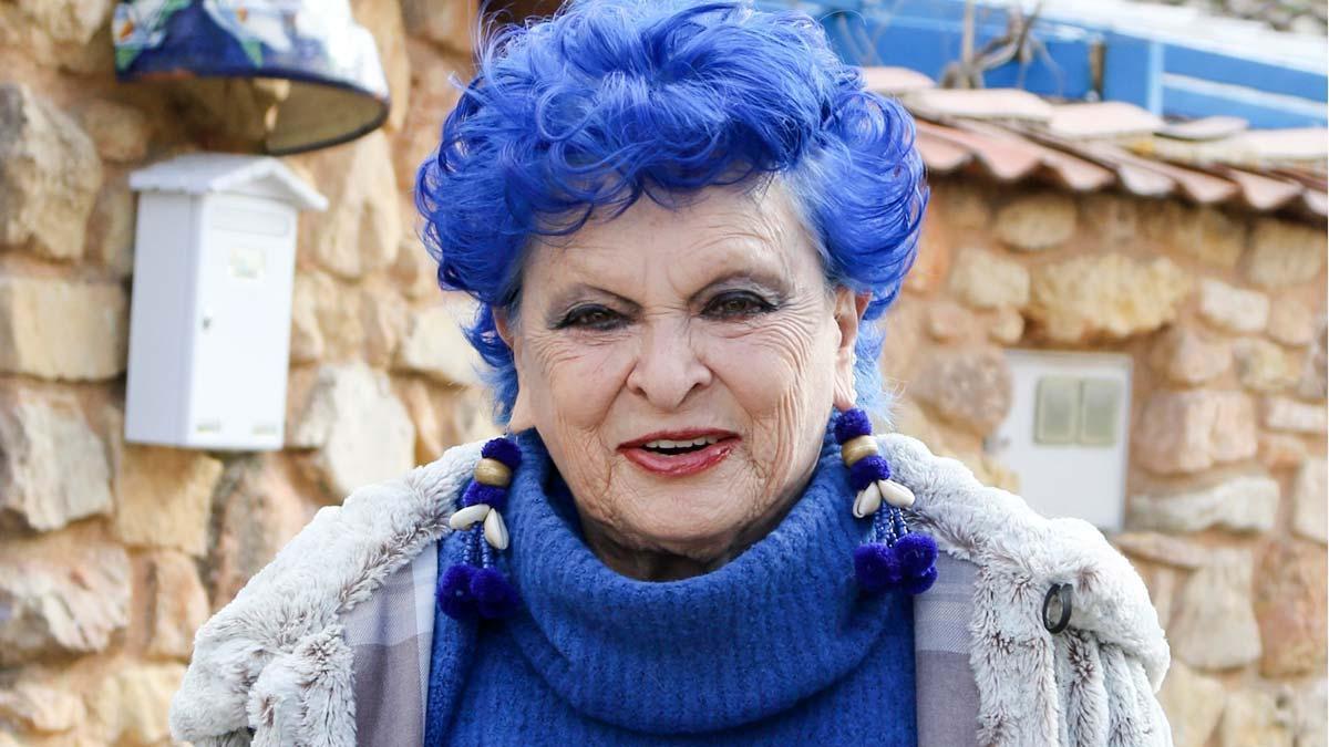Lucía Bosé muere a los 89 años a causa del coronavirus.