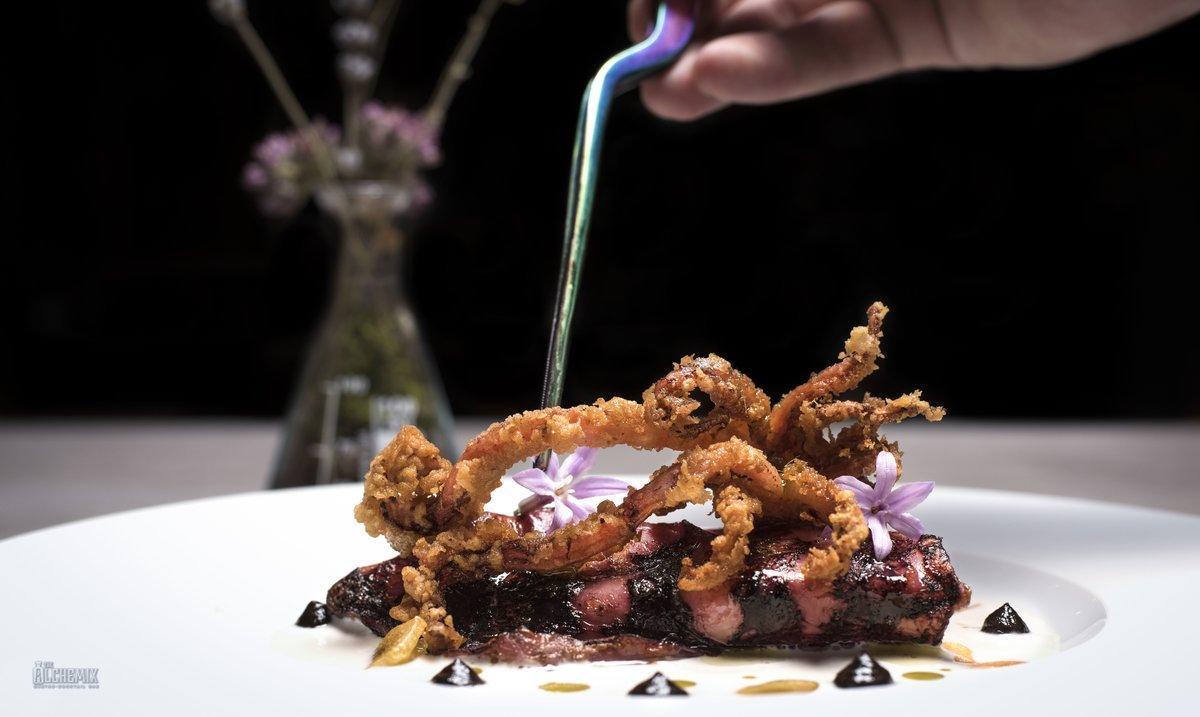 4 receptes de calamars amb un toc exòtic