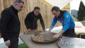 'Cata mayor' desafia grans xefs a cuinar plats senzills