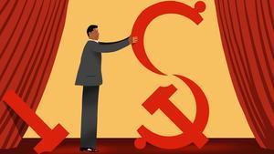 China: economía y política