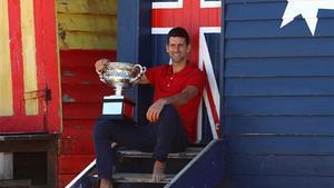 Djokovic: «Vull ser el millor en els Grand Slams»