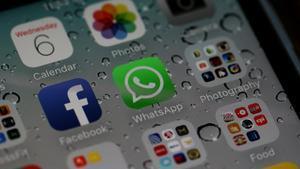 Imagen de aplicaciones en un móvil