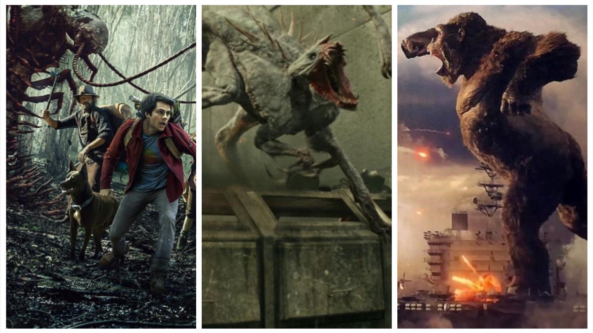 El cine de monstres rugeix el 2021