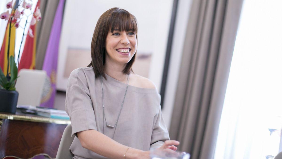 L'alcaldessa de Gandia, Diana Morant, nova ministra de Ciència