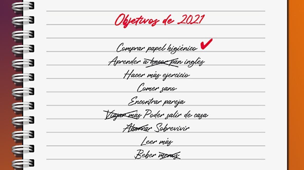 Propósitos de año nuevo que sí cumplirás
