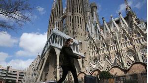 La Sagrada Família ofereix visites gratis a sanitaris i barcelonins