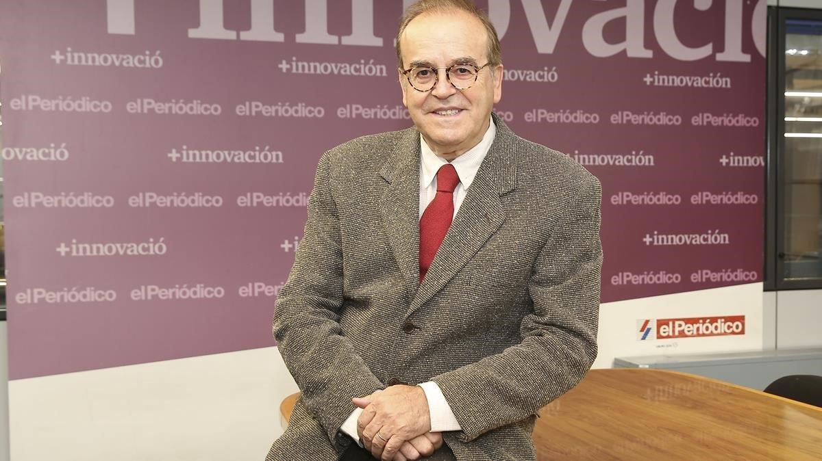 """Anton Gasol: """"Las empresas se van para evitar la presión fiscal"""""""