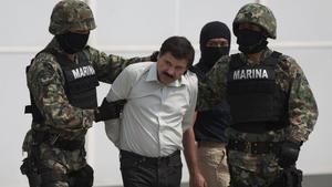 'El Chapo' paga 5 mil dólares por tener sexo con menores de edad.