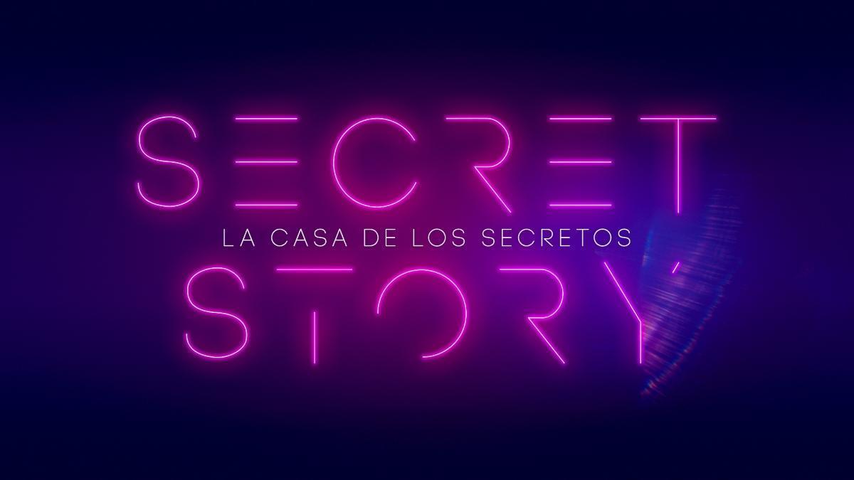 Logo de 'Secret Story. La casa de los secretos', el nuevo reality de Mediaset