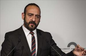 El portavoz de Ciutadans del Parlament, Jordi Cañas.