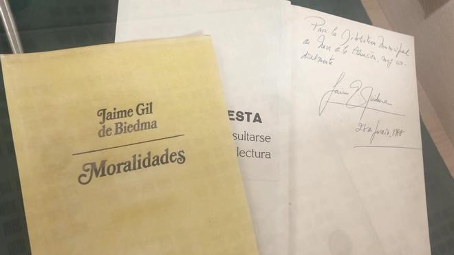 Homenaje en Nueva York a Gil de Biedma a los 30 años de su muerte